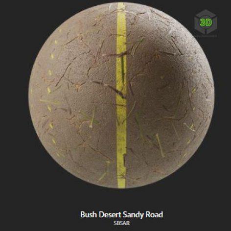 bush_desert_sandy_road (3ddanlod.ir)