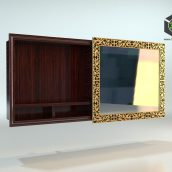 classic furniture 504A (3ddanlod.ir)