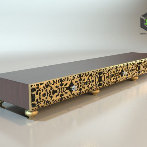 classic furniture 504B (3ddanlod.ir)