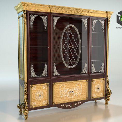 classic furniture 512 (3ddanlod.ir)