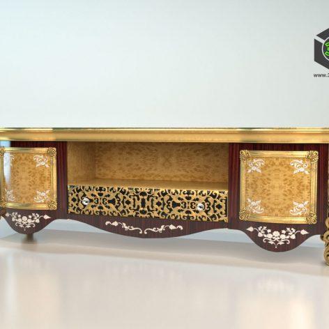 classic furniture 554 (3ddanlod.ir)