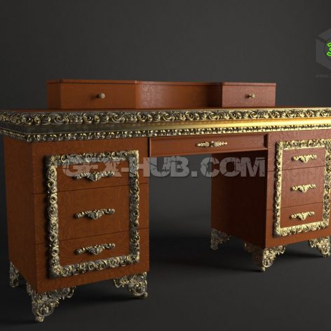 classic furniture 780 (3ddanlod.ir)
