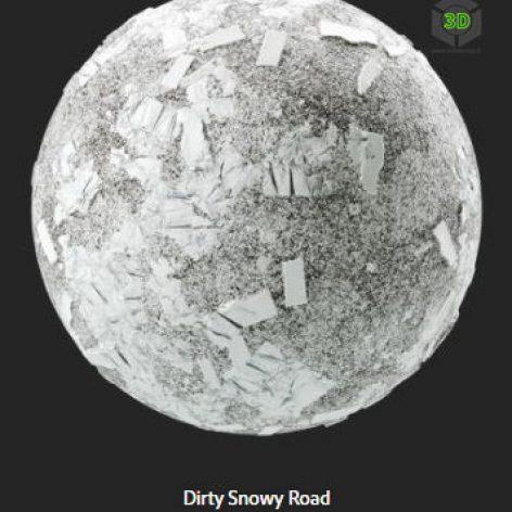 dirty_snowy_road (3ddanlod.ir)