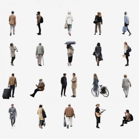 2D-CutOut-People-Collection