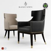 BLAINEY NORTH Hercule Dinning Chair(3ddanlod.ir) 842