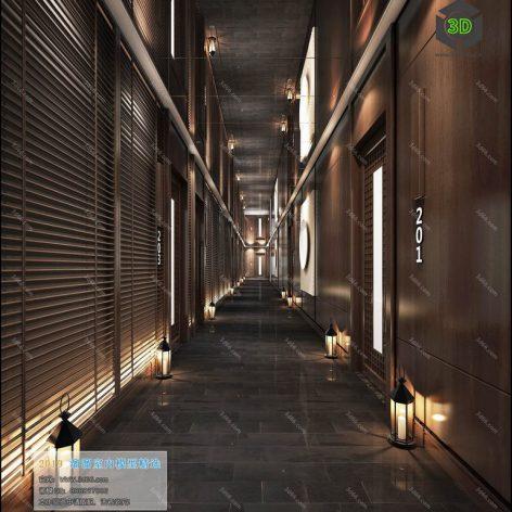 C025-中式风格-Chinese style (3ddanlod.ir)