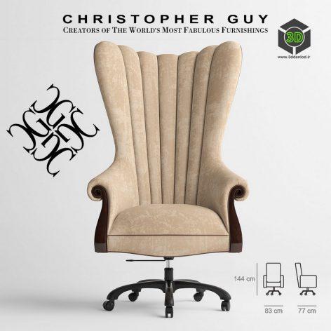 Christopher Guy Presidente(3ddanlod.ir) 032