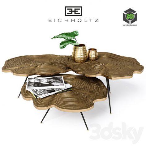 Coffee Table Eichholtz(3ddanlod.ir) 479