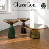 Coffee Tables Bell Classicon(3ddanlod.ir) 777