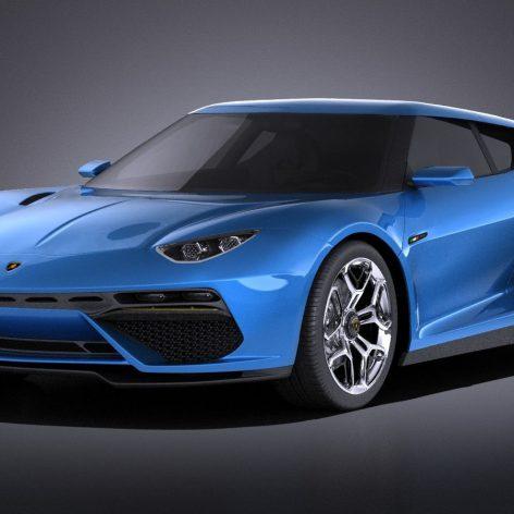 Lamborghini Asterion LPI 910-4 Concept 2017 - VRAY - 3D Model 078 (3ddanlod.ir) (3)