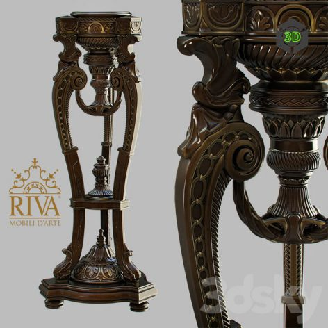Stand for Flowers Riva Mobi(3ddanlod.ir)405