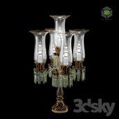Table lamp (3ddanlod.ir)