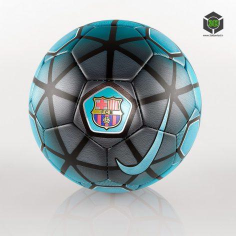barcelona ball (3ddanlod.ir)