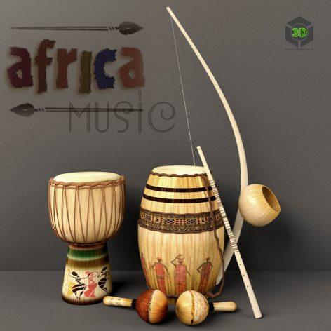 music instrument 002 (3ddanlod.ir)