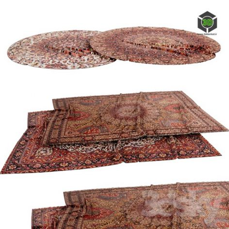 persian carpet (3ddanlod.ir)