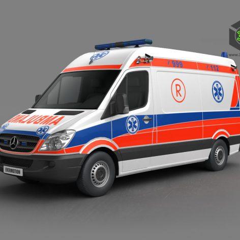 001_ambulance_eu_front (3ddanlod.ir)