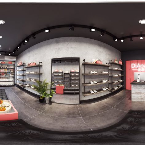 360 Interior Design 2019 Clothing Store I139 panorama (3ddanlod.ir) 005