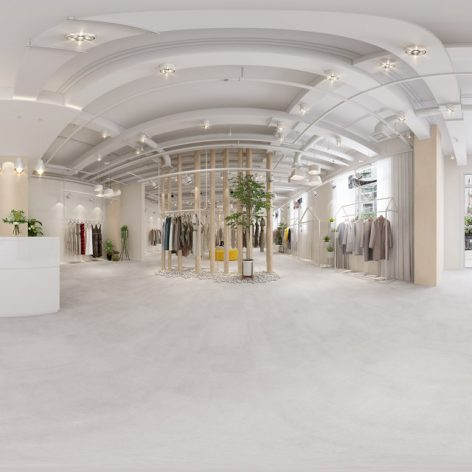 360 Interior Design 2019 Clothing Store I95(3ddanlod.ir) 004