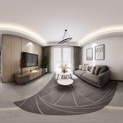 360 Interior Design 2019 Dining Room A05 panorama (3ddanlod.ir) 006