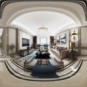 360 Interior Design 2019 Dining Room C03 panorama (3ddanlod.ir) 022