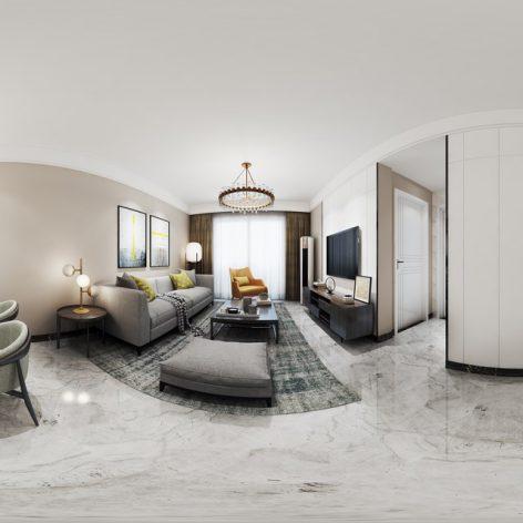 360 Interior Design 2019 Dining Room C06 panorama (3ddanlod.ir) 026