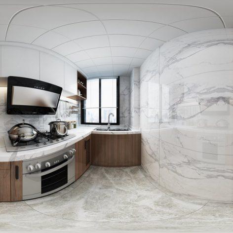 360 Interior Design 2019 Kitchen Room I188 panorama (3ddanlod.ir) 018