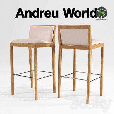 Andreu World Carlotta BQ0943 056 (3ddanlod.ir)