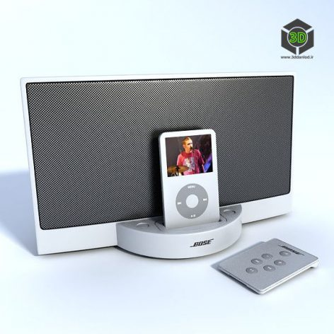 Bose SoundDock Digital Music System 043 (3ddanlod.ir)