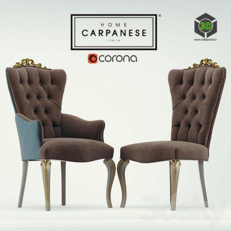 Chair and Armchair Carpanese(3ddanlod.ir) 173 (3ddanlod.ir)