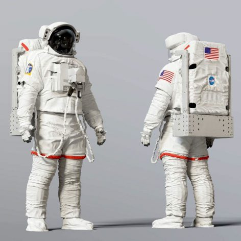EMU NASA SPACE SUIT 3D MODEL 001 3ddanlod.ir  472x472 - دانلود مدل سه بعدی فضانورد 611