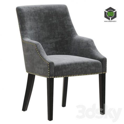 Eichholtz Dining Chair Legacy(3ddanlod.ir) 649