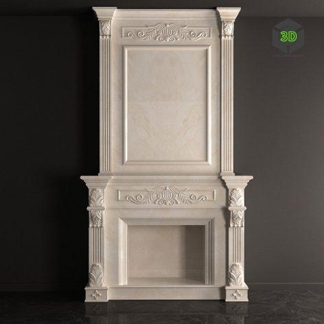 Fireplace 3(3ddanlod.ir) 083