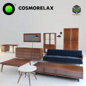 Furniture From Sosmorelax(3ddanlod.ir) 1011