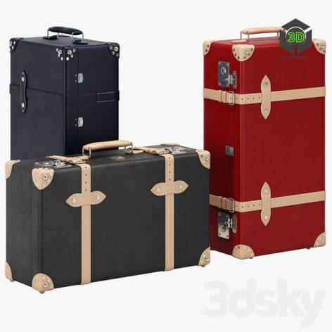 Globe Trotter Suitcases(3ddanlod.ir) 444