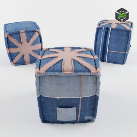 Hocker Jeans UK(3ddanlod.ir) 111