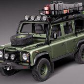 Land Rover Defender Expedition - Vray - 3D Model 172 (3ddanlod.ir)