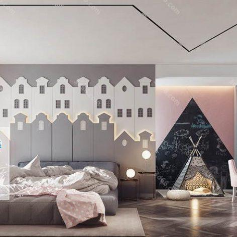 M015-北欧风格-Nordic style (3ddanlod.ir)