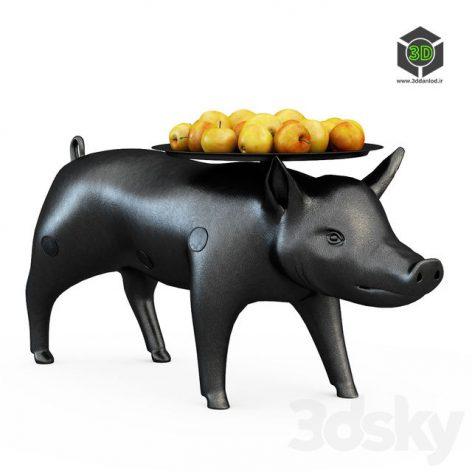 MOOOI Pig(3ddanlod.ir) 098