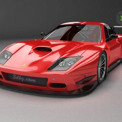 TurboSquid - Ferrari 575 GTC 024 (3ddanlod.ir)