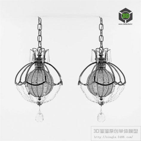chandelier 48m (3ddanlod.ir)