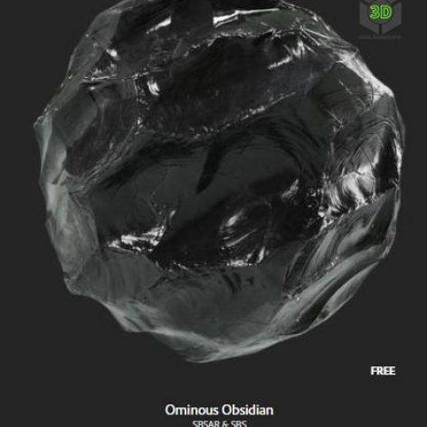 ominous_obsidian (3ddanlod.ir)