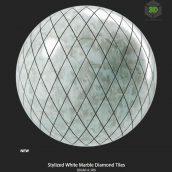 stylized_white_marble_diamond_tiles (3ddanlod.ir)