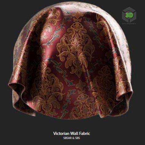 victorian_wall_fabric (3ddanlod.ir)