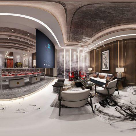360 Interior Design 2019 Showroom I211 panorama (3ddanlod.ir) 001