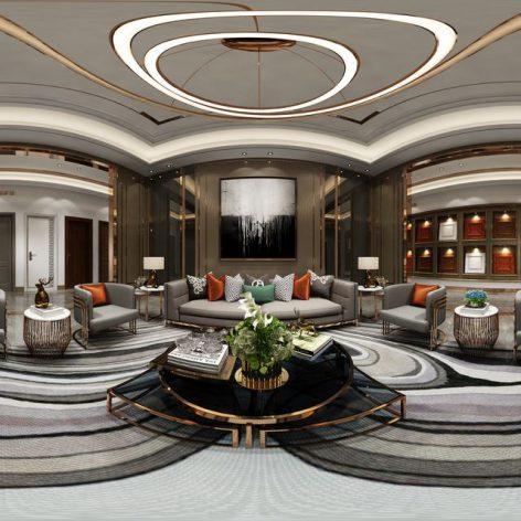 360 Interior Design 2019 Showroom T11 panorama (3ddanlod.ir) 003