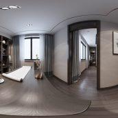 360 Interior Design 2019 Study Room D20 panorama (3ddanlod.ir) 005