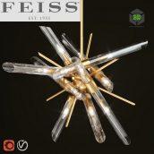 FEISS The Quorra 14 Light Chandelier(3ddanlod.ir) 434 (3ddanlod.ir)
