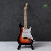 Fender Stratocaster California Sunburst 002 (3ddanlod.ir)