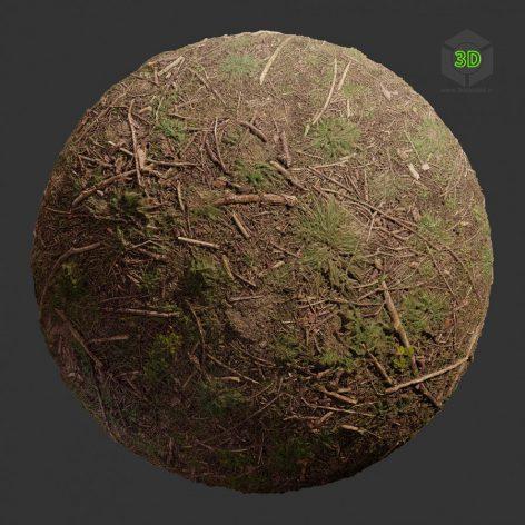 GroundDirtForest010 (3ddanlod.ir)