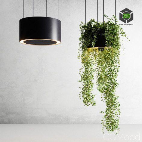 Hanging Vase 059 (3ddanlod.ir)